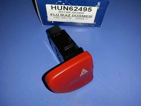 HYUNDAI HD35 DÖRTLÜ FLAŞÖR DÜĞMESİ HD75 04/- 937495K000