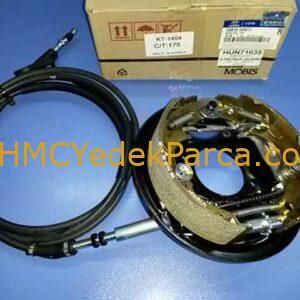 HYUNDAI HD35 EL FREN TABLASI KOMPLE HD75 EURO4 140BG ORJINAL 59810-5H011